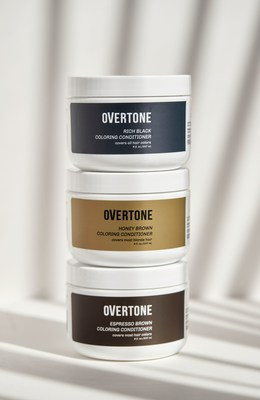 Overtone Haircare Announces April 16 Launch Date For 3 New