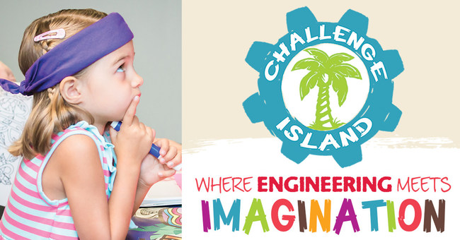 Challenge Island is Where Engineering Meets Imagination