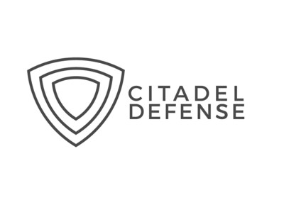 Citadel Defense Company designs and develops industry-leading counter drone technology for military, government, and commercial applications.  Citadel's award-winning technology has achieved a technology readiness level 9  capability rating and is successfully deployed both domestically and abroad to protect people, critical infrastructure, and information from the rapidly growing drone threat. (PRNewsfoto/Citadel Defense)