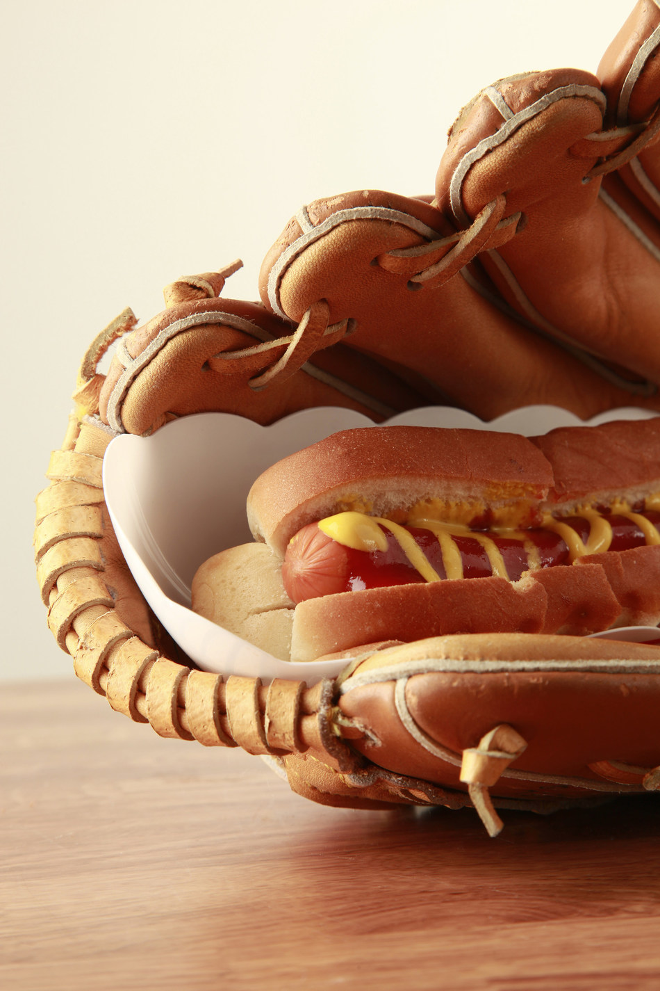 Hot Dogs and Baseball are a Perfect Pair