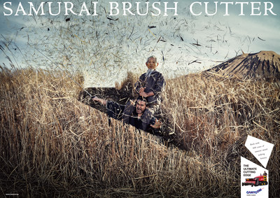 CANYCOM USA, the Historic Samurai Brush Cutter Manufacturer, Begins Full-fledged Operations in United States