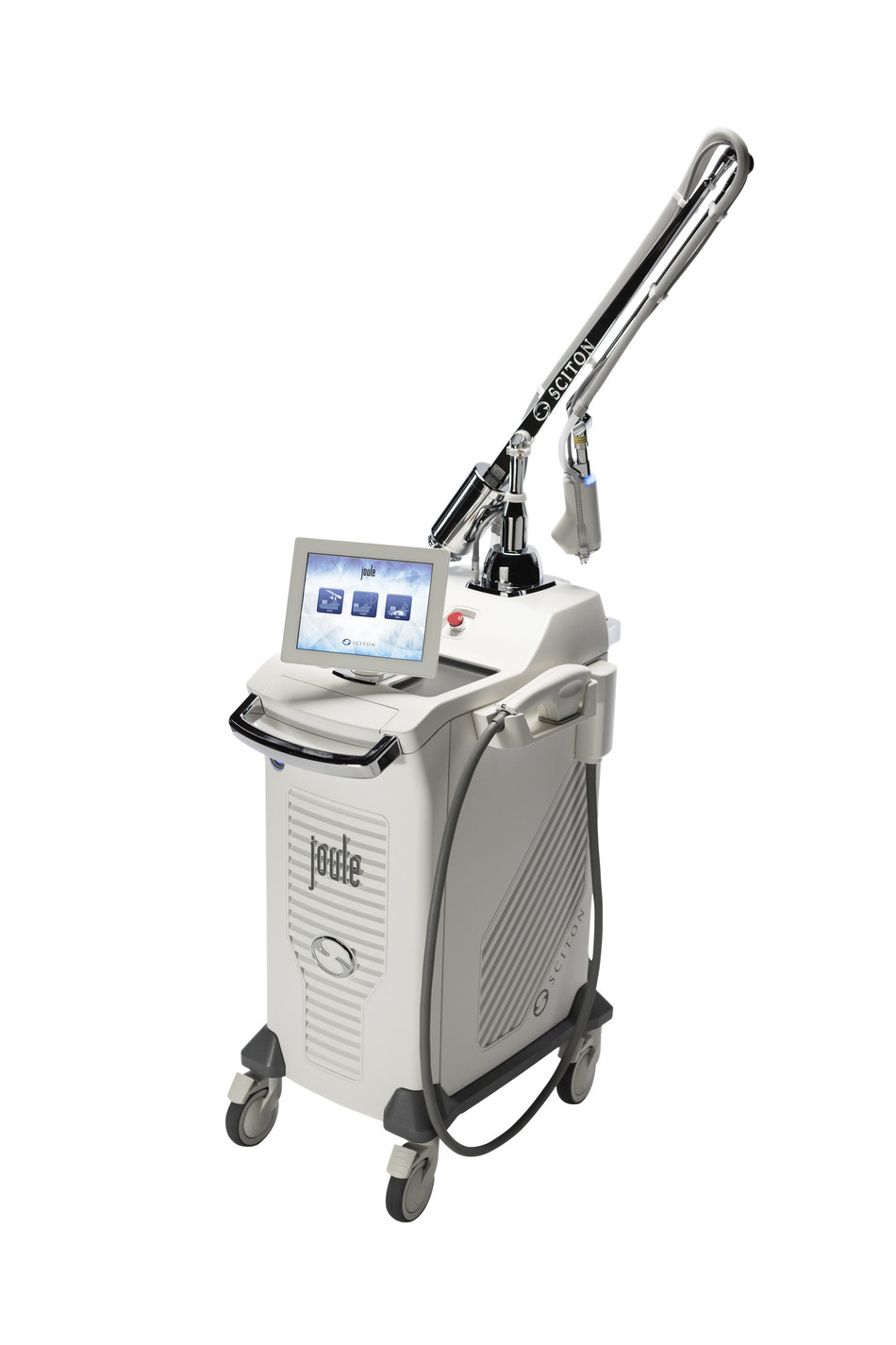 The JOULE X platform leads the way as the most customizable laser and light performance system in the aesthetic and medical market.