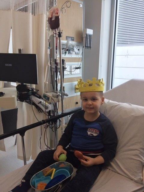 Adamo Bocchino (CNW Group/The Leukemia & Lymphoma Society of Canada)