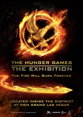 The Hunger Games: The Exhibition, Reimagined for Las Vegas, to Open at MGM Grand in May