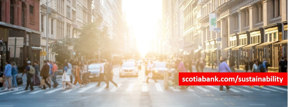 Scotiabank's 2018 Sustainable Business Report is now available: http://www.scotiabank.com/sustainability (CNW Group/Scotiabank)