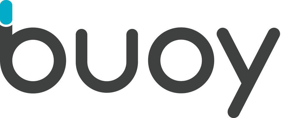 Buoy logo (PRNewsfoto/Resideo)