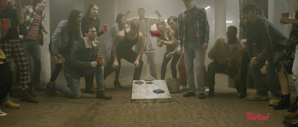 Red Roof's spot captures the passion of the growing sport of Cornhole across the country and will air during ESPN broadcasts of the American Cornhole League (ACL) tournaments. Red Roof is catering to this new traveler segment including players and fans.