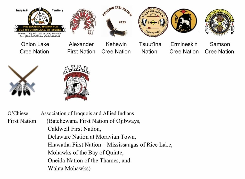 Chiefs Recognize Continued Termination of First Nations Rights Agenda by Canada (CNW Group/Onion Lake Cree Nation)