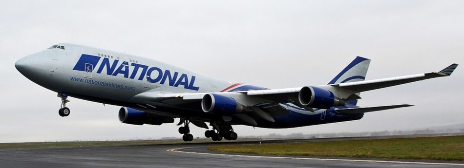 National Airlines and National Air Cargo Bring the First Relief Materials to Cyclone Idai Hit Mozambique