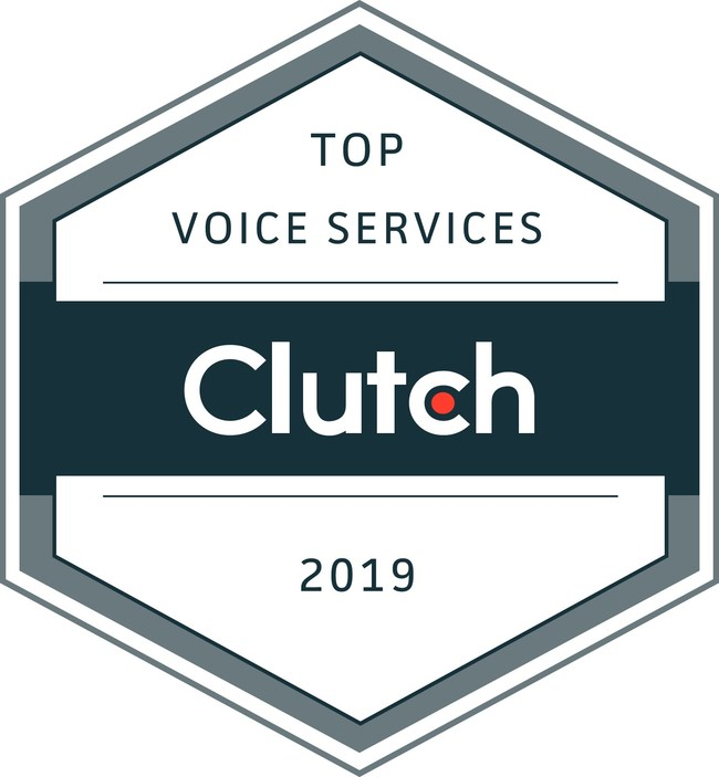Top voice services companies in 2019