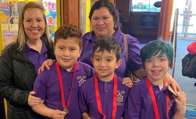 Moms know what kids need. That's why a mom and her New York Kiwanis club turned an idea into a bowling league for kids with special needs and held a Special Olympics tournament. #KidsNeedKiwanis.
