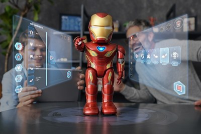 Let Iron Man complete a specific task and performance
