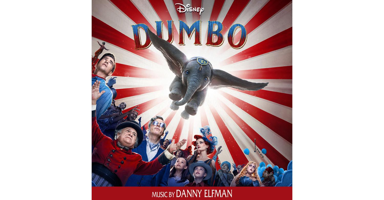 Walt Disney Records Releases Dumbo Original Motion Picture ...