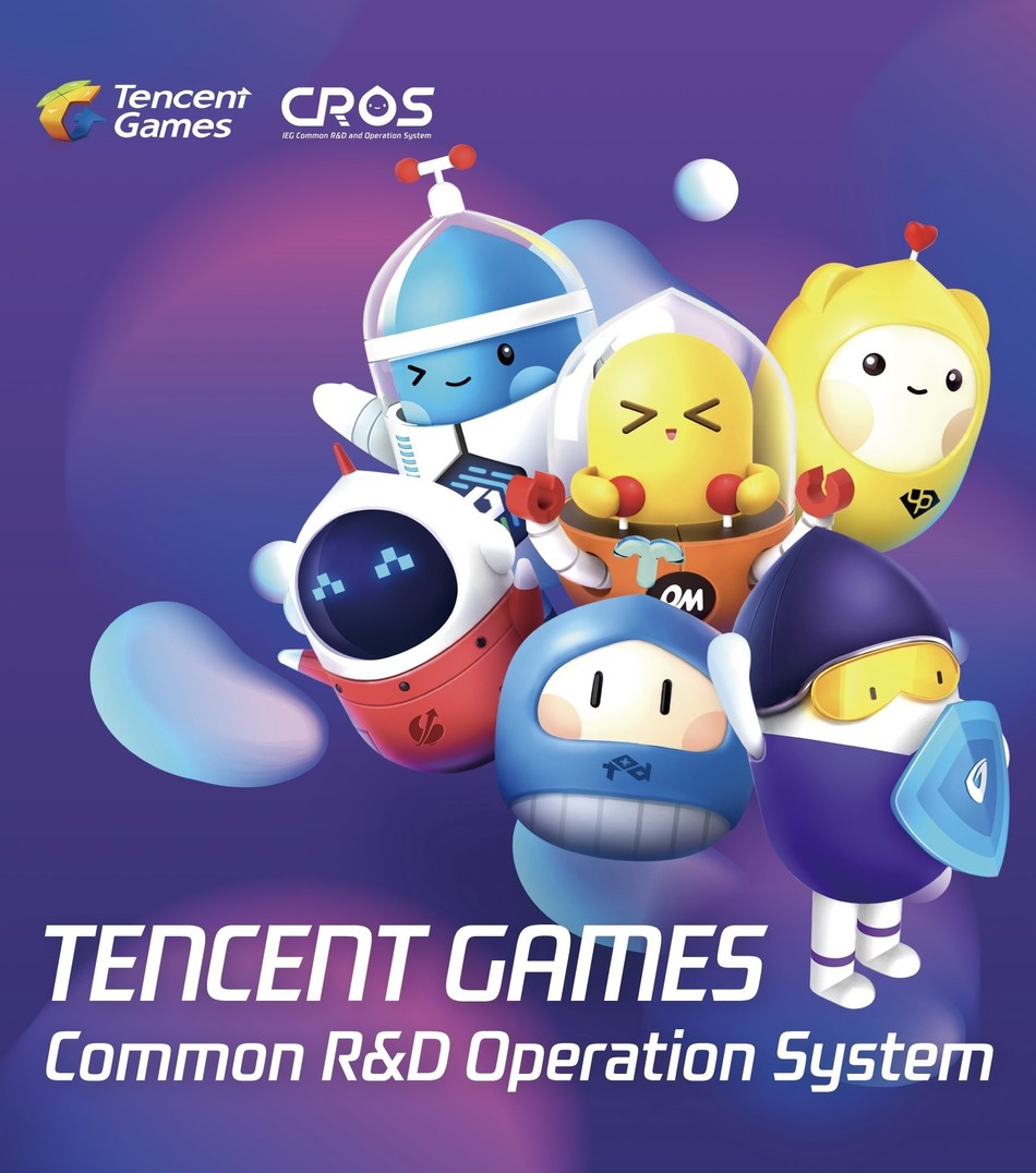 Tencent Games Common R&D and Operation System