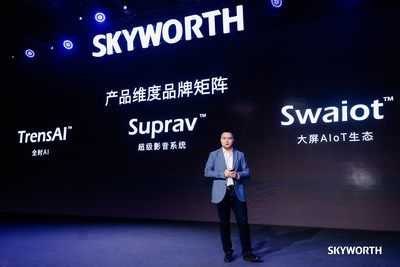 Mr. Leo Tang, Chief Brand Officer of SKYWORTH TV