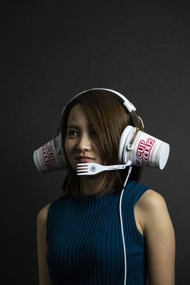 Nissin Cup Noodles® and HyperX® Introduce HyperX Cup MIX-IN: First Headphone Specially Designed to Create the Ultimate Sensorial Experience for Cup Noodles Fans