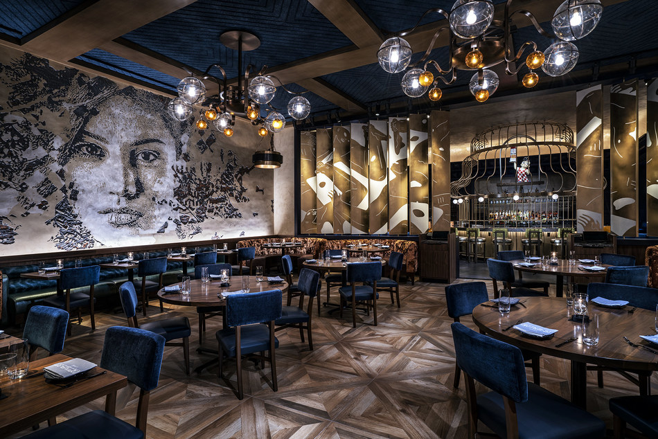 "Clique Hospitality's New York-inspired restaurant concept ""Greene St. Kitchen"" is now open at PALMS Casino Resort in Las Vegas."
