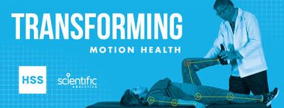 Scientific Analytics and HSS –& Transforming Motion Health