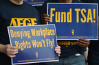 AFGE Applauds Bill to Extend TSA Officers' Workplace Rights