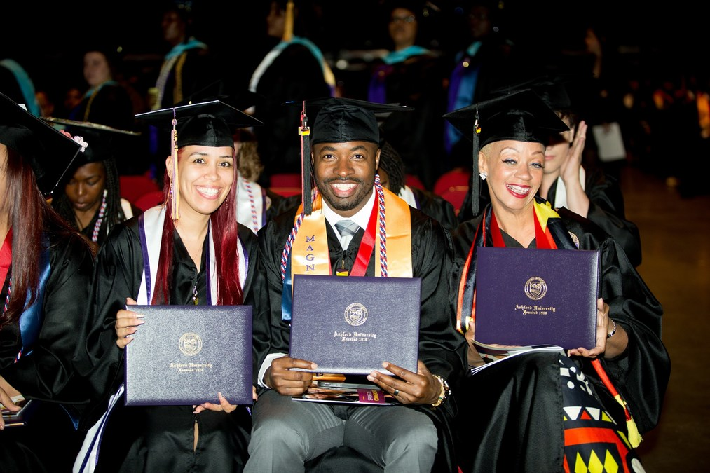 Ashford University's Spring Commencement Ceremony Scheduled