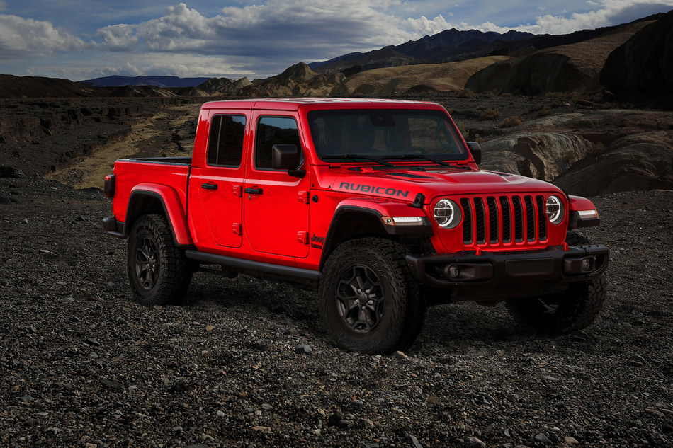 2020 Jeep® Gladiator Launch Edition Available for One-day ...