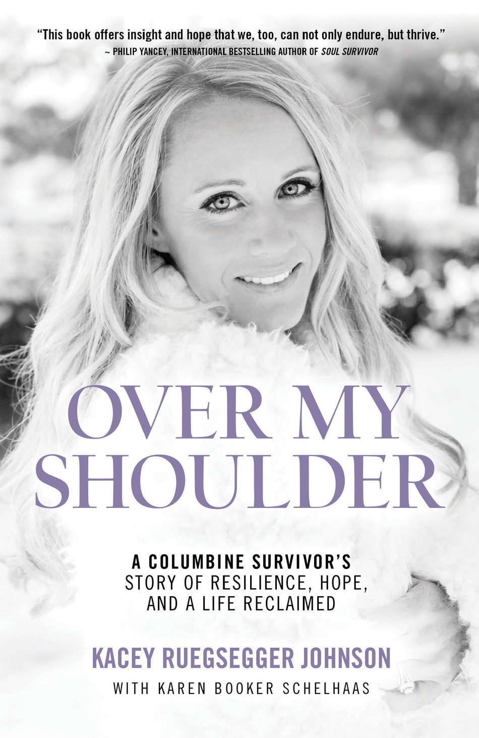 """Over My Shoulder"" by Kacey Ruegsegger Johnson"