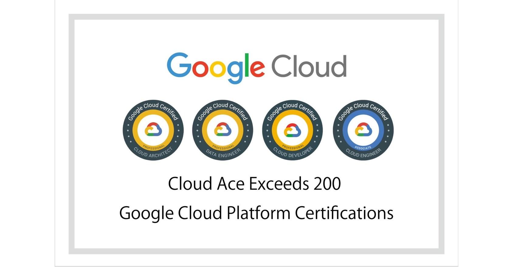 cloud google certifications certification