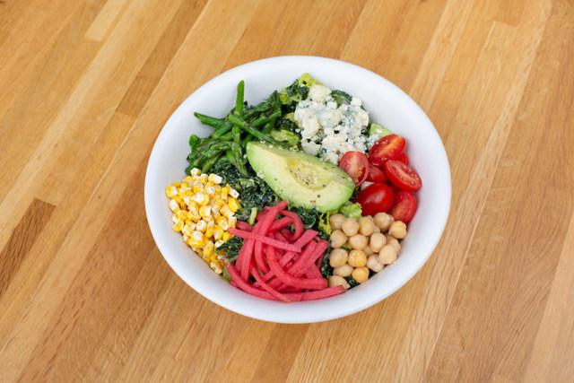 True Food Kitchen Good Earth Kale Cobb