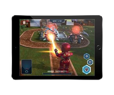 Crie uma experiência imersiva com jogos de realidade aumentada (AR)