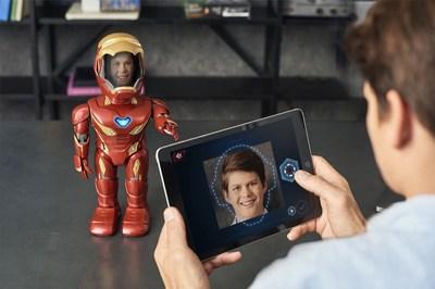 Sube tu propio rostro y segundos de voz para modificar a Iron Man