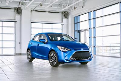 El totalmente nuevo Toyota Yaris Hatchback 2020 combina tecnología, capacidad de carga y practicidad.