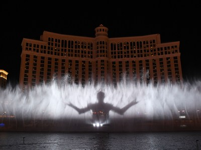 HBO, MGM Resorts and WET Design Debut Exclusive Game of Thrones Production on The Fountains of Bellagio, Running Twice Nightly at 8 and 9:30 p.m. Through April 13