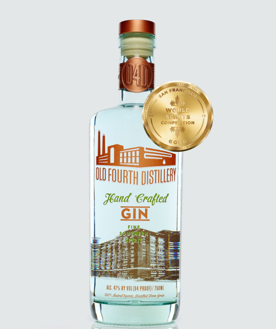 O4D - Southern Dry Gin