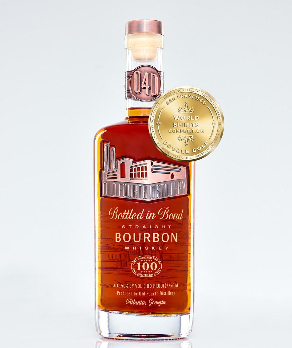 O4D - Bottled in Bond 4-Year Single Barrel Bourbon