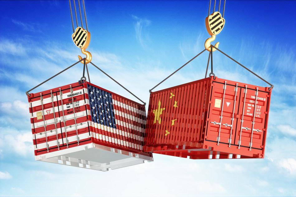 Trade wars (PRNewsfoto/Frost & Sullivan)
