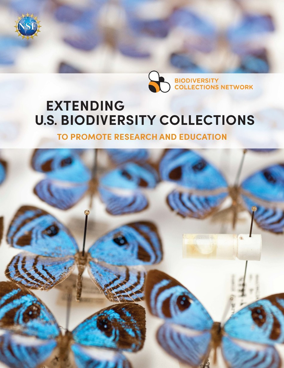Scientists call for renewed focus on biodiversity collections research and education.