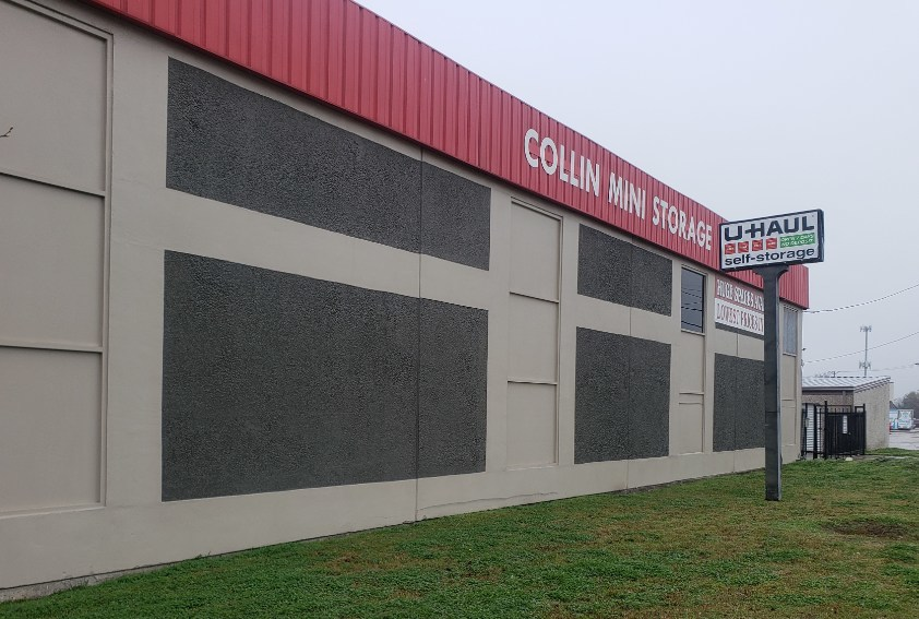 U-Haul® recently acquired the former Collin Mini Storage facility at 1400 N. McDonald St. to better meet the moving and self-storage demands of local students and residents in McKinney.