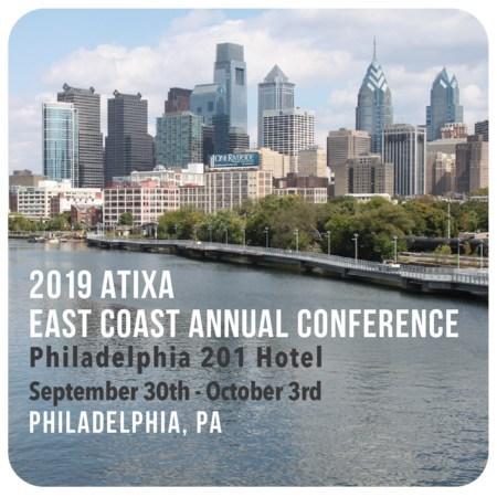 ATIXA 2019 East Coast Annual Conference, Sept. 30-Oct. 3 in Philadelphia