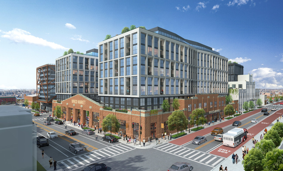 Howard University has identified its preferred development partner to redevelop the Bond Bread Factory and Washington Railway & Electric Company buildings, located at Georgia Avenue and V Street, Northwest.
