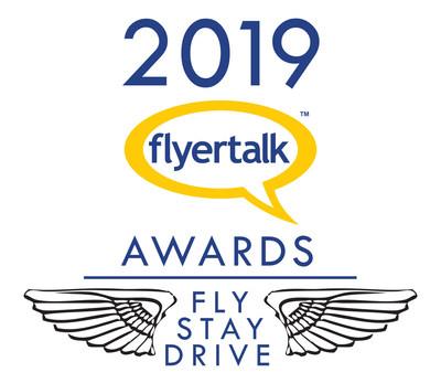 2019 FlyerTalk Awards Name Hertz as Winner for Eighth Consecutive Year