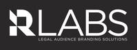 Logo : Réseau LABS (Legal Audience Branding Solutions) de Rouge (Groupe CNW/Rouge Media Group)