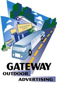 (PRNewsfoto/Gateway Outdoor Advertising)
