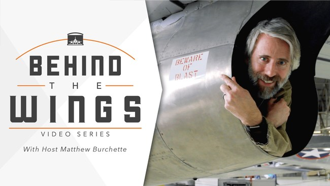 Wings Over the Rockies' Behind the Wings Video Series premieres on Rocky Mountain PBS Friday, April 26th at 8:00 PM Mountain.