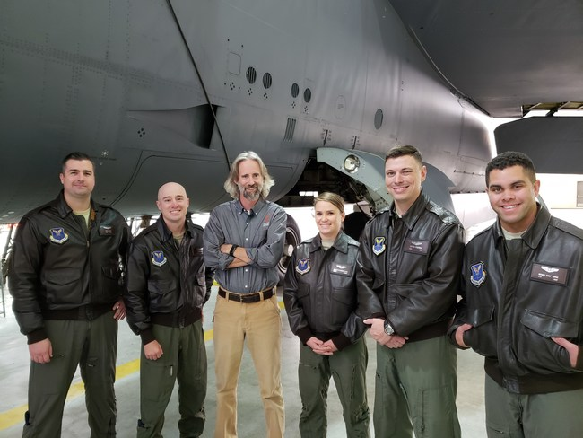 Go behind the scenes with the B-52, EA-6B Prowler, Cessna 172 Skyhawk and Denver International Airport.