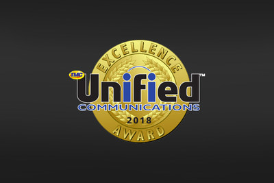 Broadvoice Awarded 2018 Unified Communications Excellence Award