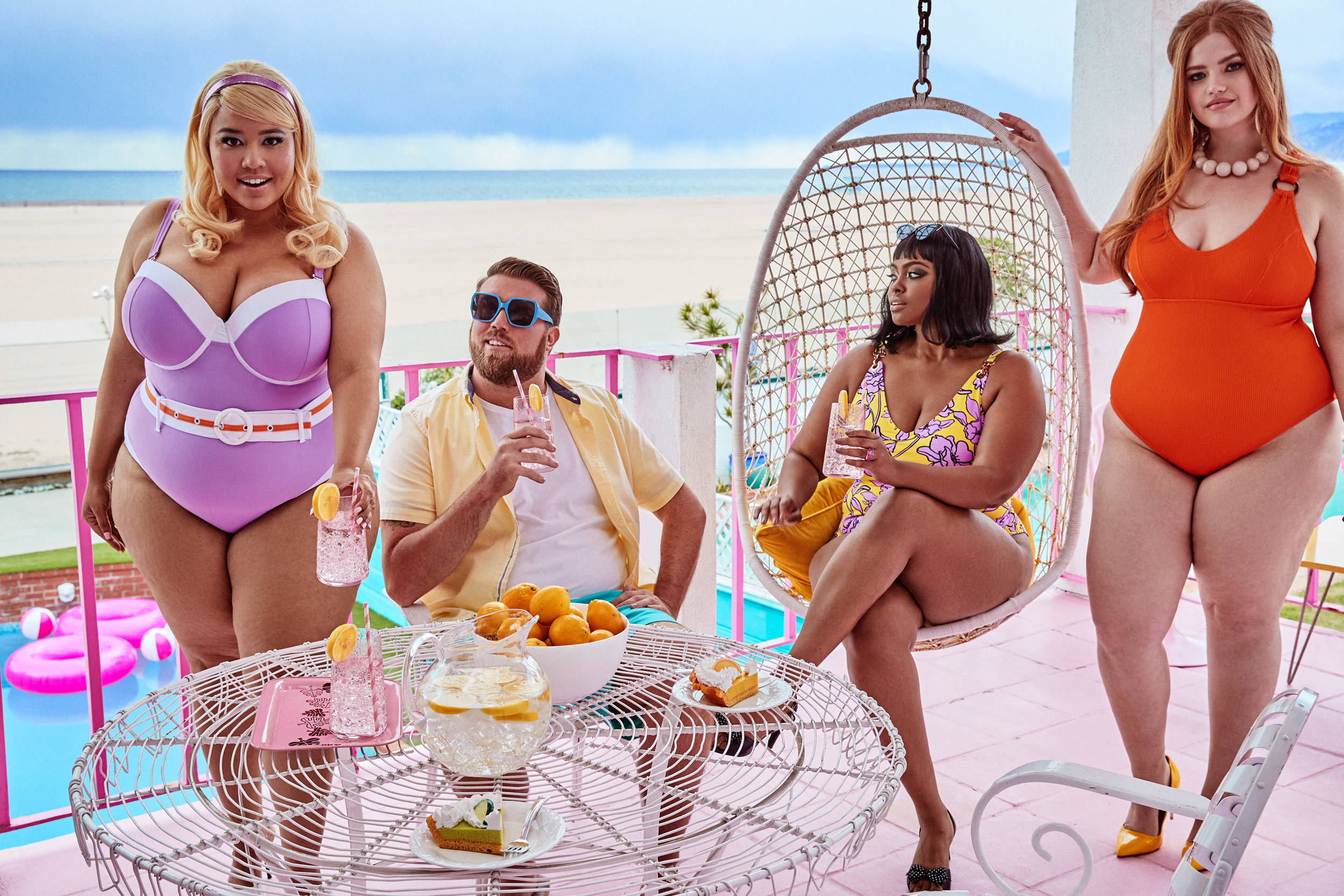 ab9cc96897 New GabiFresh x Swimsuits For All Retro Doll Campaign Redefines Beauty  Ideals
