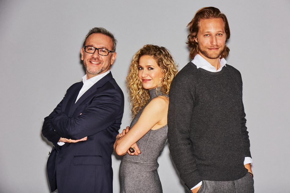 Nutrafol Co-Founders