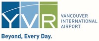 Logo: Vancouver International Airport (YVR) (CNW Group/Vancouver Airport Authority)