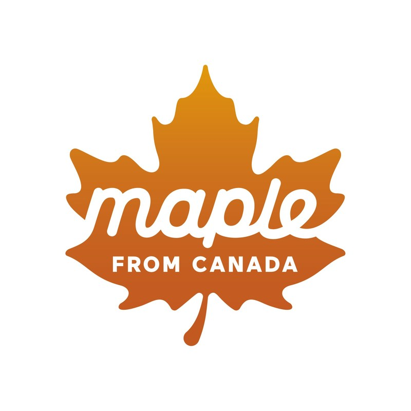 Logo: Maple from Canada (CNW Group/Québec Maple Syrup Producers)