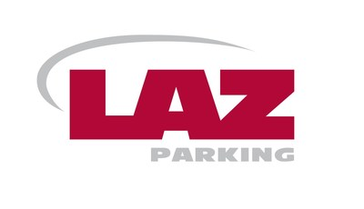 logo (PRNewsfoto/LAZ Parking)